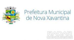 Concurso Professor Nova Xavantina